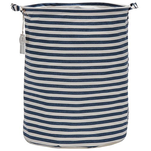 sea-team-waterproof-coating-ramie-cotton-fabric-folding-laundry-hamper-storage-basket-by-sea-team