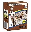 Bozita Cat mit Elch 370g Katzen-Nassfutter Häppchen in Gelee