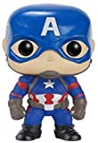 "Funko 7223 Actionfigur ""Marvel: Captain America CW"""