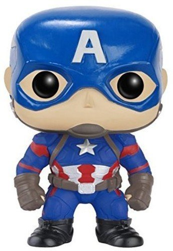 POP! Bobble - Marvel: Captain America CW: Captain America
