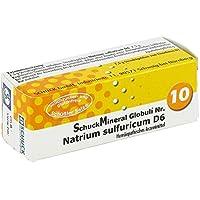 Schuckmineral Globuli 10 Natrium sulfuricum D6 7.5 g preisvergleich bei billige-tabletten.eu