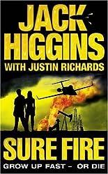 Sure Fire by Jack Higgins (2006-10-02)