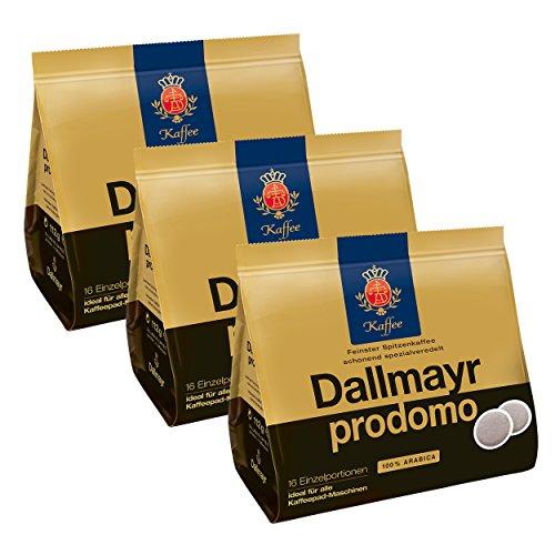 dallmayr-prodomo-qualita-arabica-bevanda-calda-16-cialde-di-caffe-tostato