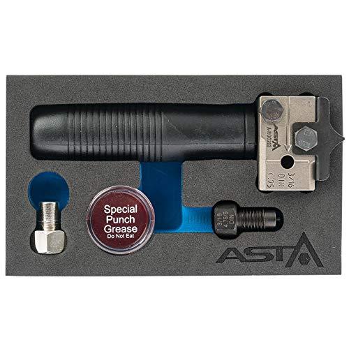Preisvergleich Produktbild Asta A-ROG202 / Bördelgerät für 4.75 mm Kfz Bremsleitungen