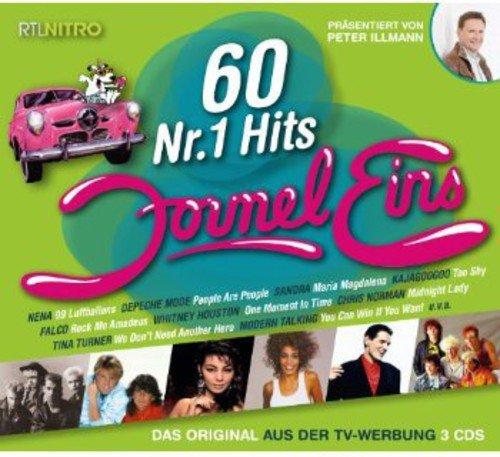 Formel Eins 60 Nr.1 Hits (Best Of) - Schnitt, Pflege