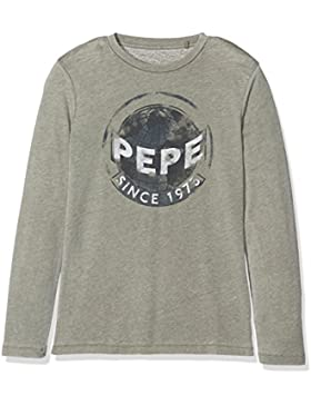 Pepe Jeans Jadeer Teen, Camiseta de Manga Larga para Niños