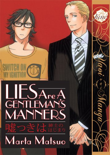 Lies Are A Gentleman's Manners (Yaoi Manga)