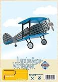 Pebaro - Kit di traforo, soggetto: aeroplano