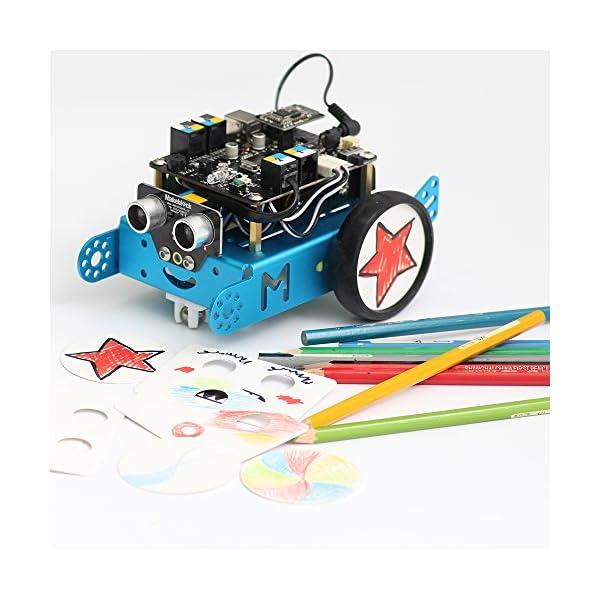 51V 6rI3HML. SS600  - Makeblock - Robot Educativo MBOT, V1.1, Bluetooth
