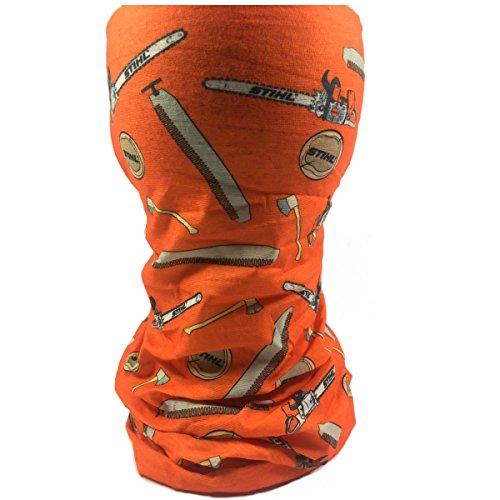 Stihl Timber Sports Chiffon de Trekking Orange