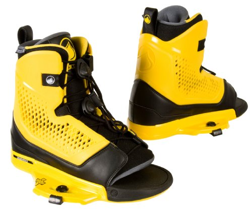 Liquid Force Ultra Open Toe Wakeboard Binding - UK 7 -9