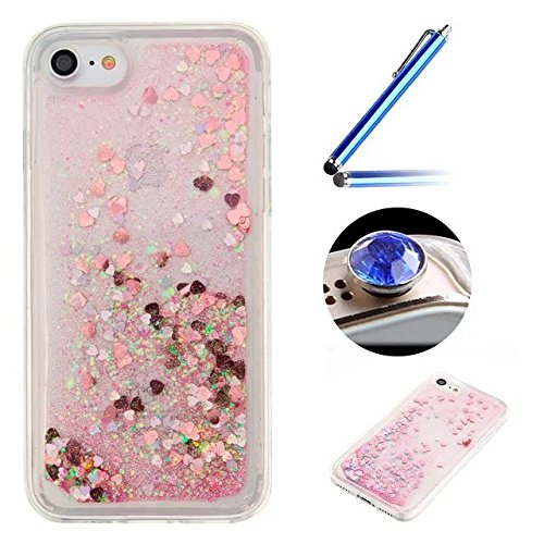etsue-iphone-6-plus-custodia-tpuiphone-6s-plus-trasparentemorbido-flessible-soft-gel-bling-sparkle-f