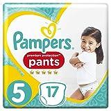 Pampers Premium Protection Pants Größe 5, 17 Windeln