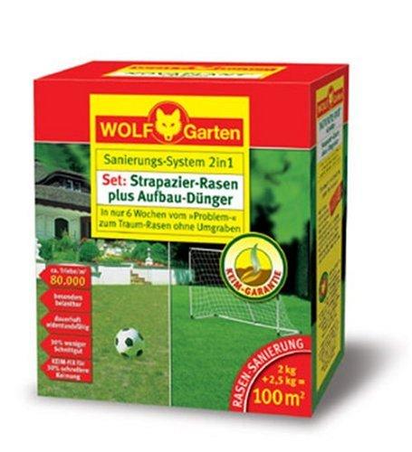 Innovativ WOLF-Garten Novaplant Loretta L 100 L für 100 qm: Amazon.de: Garten DH76