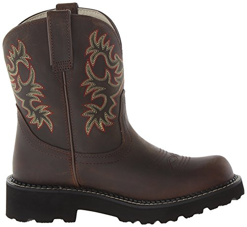 Ariat  Fatbaby, Bottes et bottines cowboy femme Distressed Brown