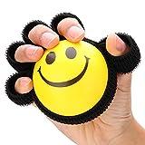 Grip Ball pour Restauration, Ballon d'entraînement de remise en forme de doigt,Bras...