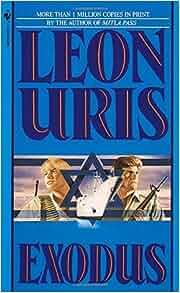 Amazon.fr - Exodus - Leon Uris - Livres