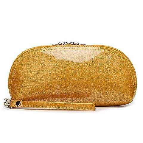 Santwo, Vanity Noir amarillo 7.61*3.9*1.76 inches