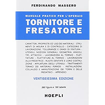 Download manuale pratico per l operaio tornitore e fresatore pdf moreover reading an ebook is as good as you reading printed book but this ebook offer simple and reachable fandeluxe Image collections