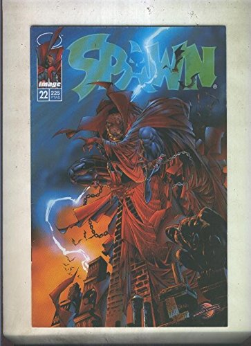 Spawn volumen 1 numero 22