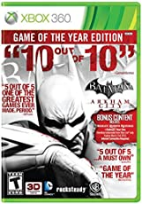 Batman Arkham City - Game of the Year Edition (Xbox 360)