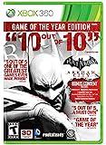 Batman Arkham City - Game of the Year Ed...