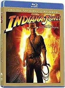 Indiana Jones et le royaume du crâne de cristal [Blu-ray]