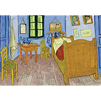 La camera da letto di Vincent Van Gogh - Cartolina d\'auguri: Amazon ...