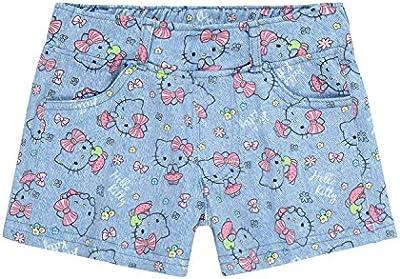Hello Kitty Chicas Pantalones cortos 2016 Collection - Azul