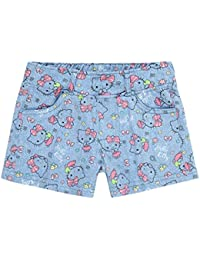 Hello Kitty Fille Short 2016 Collection - bleu