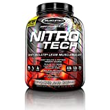 MuscleTech 1.80 kg Performance Series Cookies and Cream Nitro Tech Powder