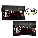 Cotton Bacon von Wick 'N' Vape V2 für die Rekonstruktion von RBA, RTA, RDA, RTDA, regenerierbarer Zerstäuber, Selbstwickelverdampfer Baumwollwatte-(cotton -2)