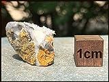 UKGE Realgar (Arsenico), alta qualità, cristallo minerale (RSA965)