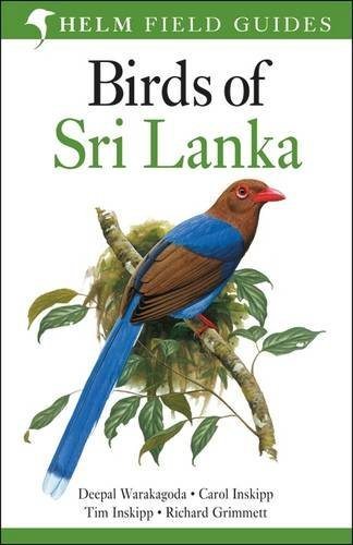 Birds of Sri Lanka (Helm Field Guides) by Deepal Warakagoda (2012-06-01)
