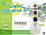 Wasserfilter zum Selber bauen Experimentierkasten deutsch