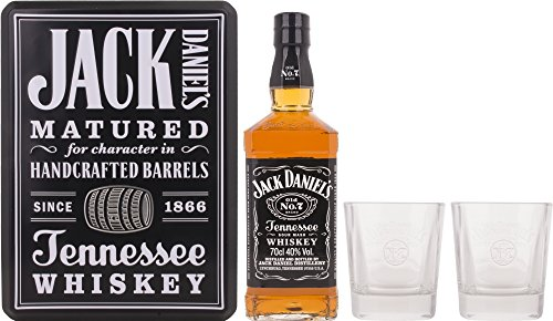 Jack Daniel's Tennessee Whiskey Old No. 7-700 ml