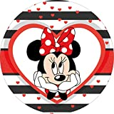 Tortenaufleger Minnie Mouse5 / 20 cm Ø