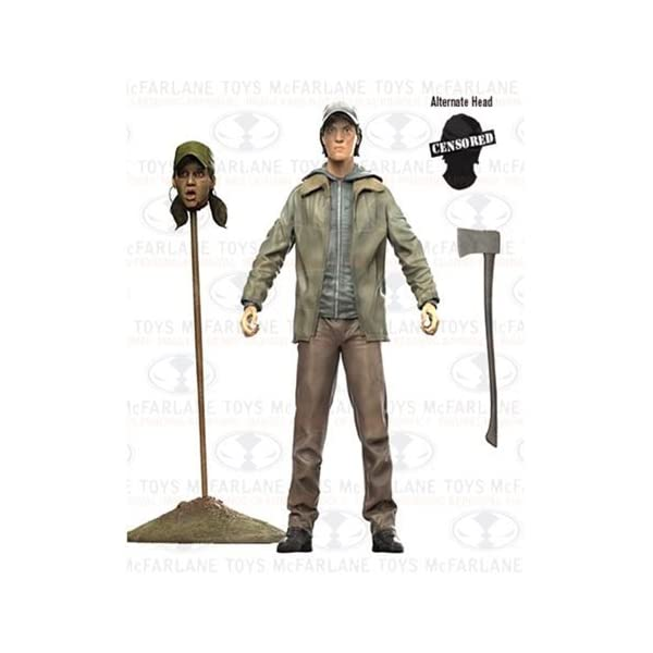 The Walking Dead Comic Series 5 Glenn Action Figure by Walking Dead 1