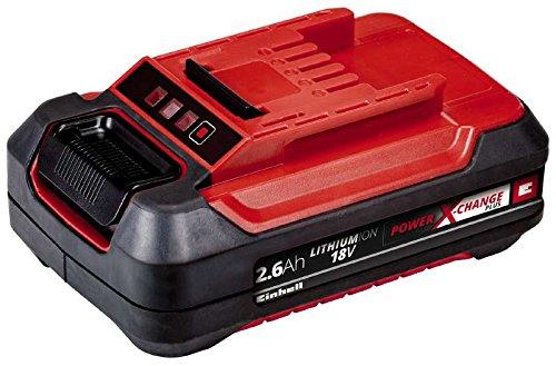 Einhell System Akku Power X-Change Plus (Lithium Ionen Akku, 18 V, 2,6 Ah, passend für alle Power X-Change Geräte) (Ersatz Tv Steht)