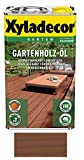 Xyladecor Gartenholz-öl 2,5 Liter, Natur Dunkel