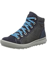 Superfit Mädchen Lina 708493 Hohe Sneakers