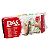 #8: DAS Air Hardening Modeling Clay, 1.1 Pound Block, White (387000)