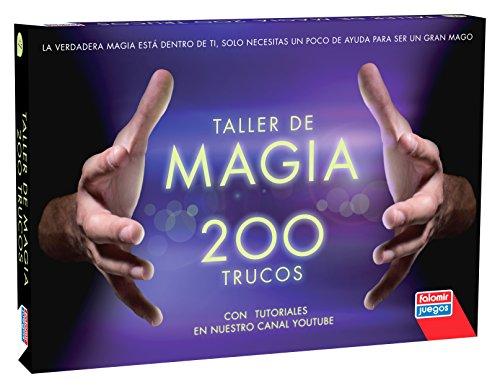 Falomir- Caja Magia 200 Trucos (32-1160)