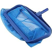 AIHOME Piscina pulizia net professionale rastrello mesh Frame net bag estate piscina Garbage skimmer per pulizia piscina spa pulizia strainer Tool