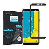 Acelive Cristal Templado Samsung J6 2018, Protector de Pantalla de...