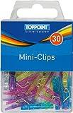 Mini-Wäscheklammern, 30er Schachtel, farbig sortiert