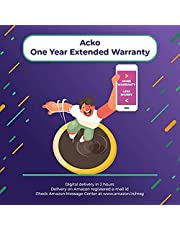 Acko 1 Year Extended Warranty for Laptops from 30,000 to 40,000 (Email delivery) for B2B