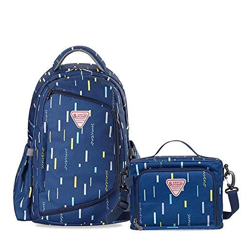 sunveno-gran-capacidad-mochila-bolso-cambiador-multifuncional-momia-bolsa-azul-azul-tallal