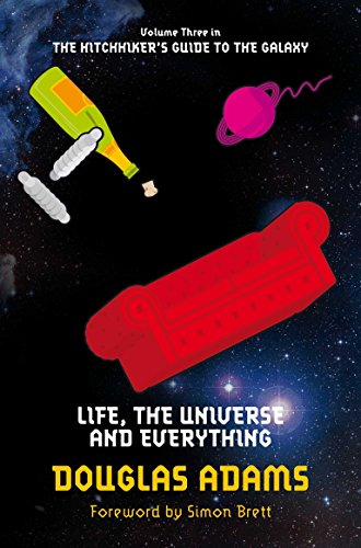 Life, the Universe and Everything: 3/5 (The Hitchhiker's Guide to the Galaxy)
