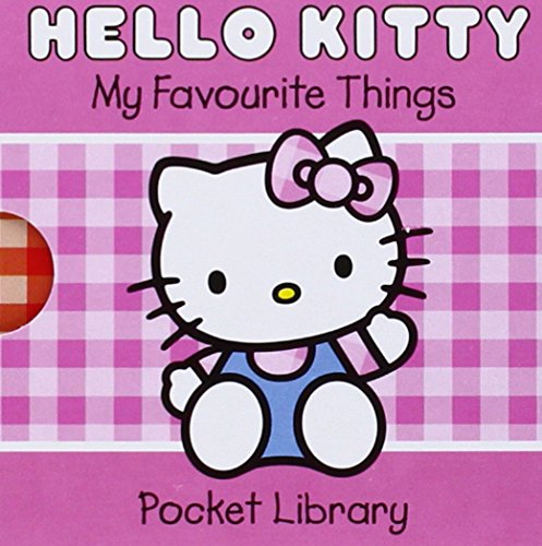 My Favourite Things Pocket Library (Hello Kitty)